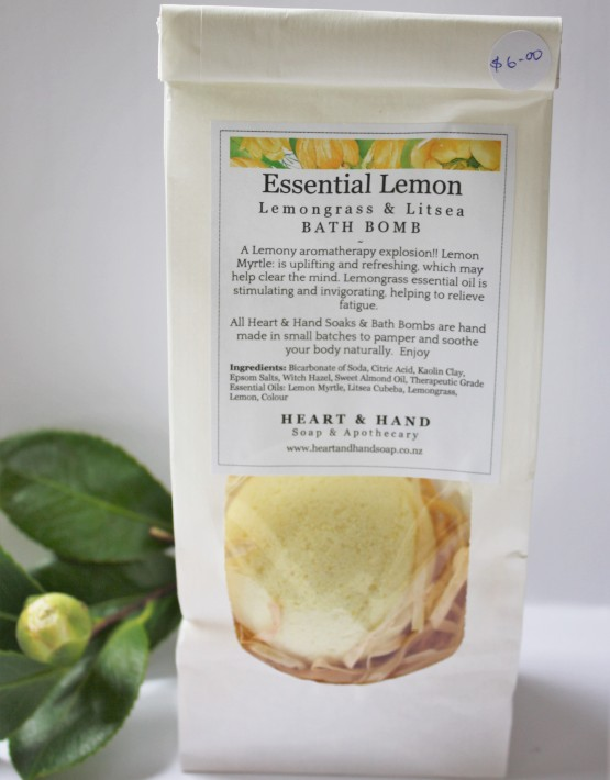essential lemon