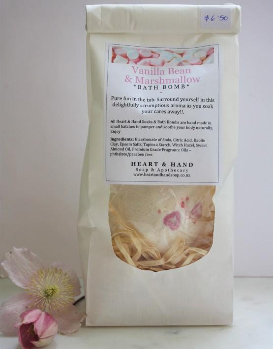 Vanilla Bean Marshmallow packaged