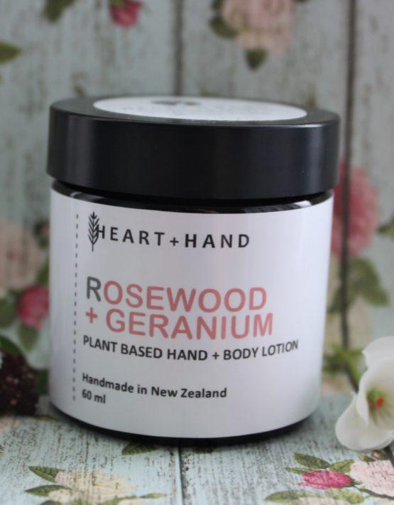 5 rosewood geranium