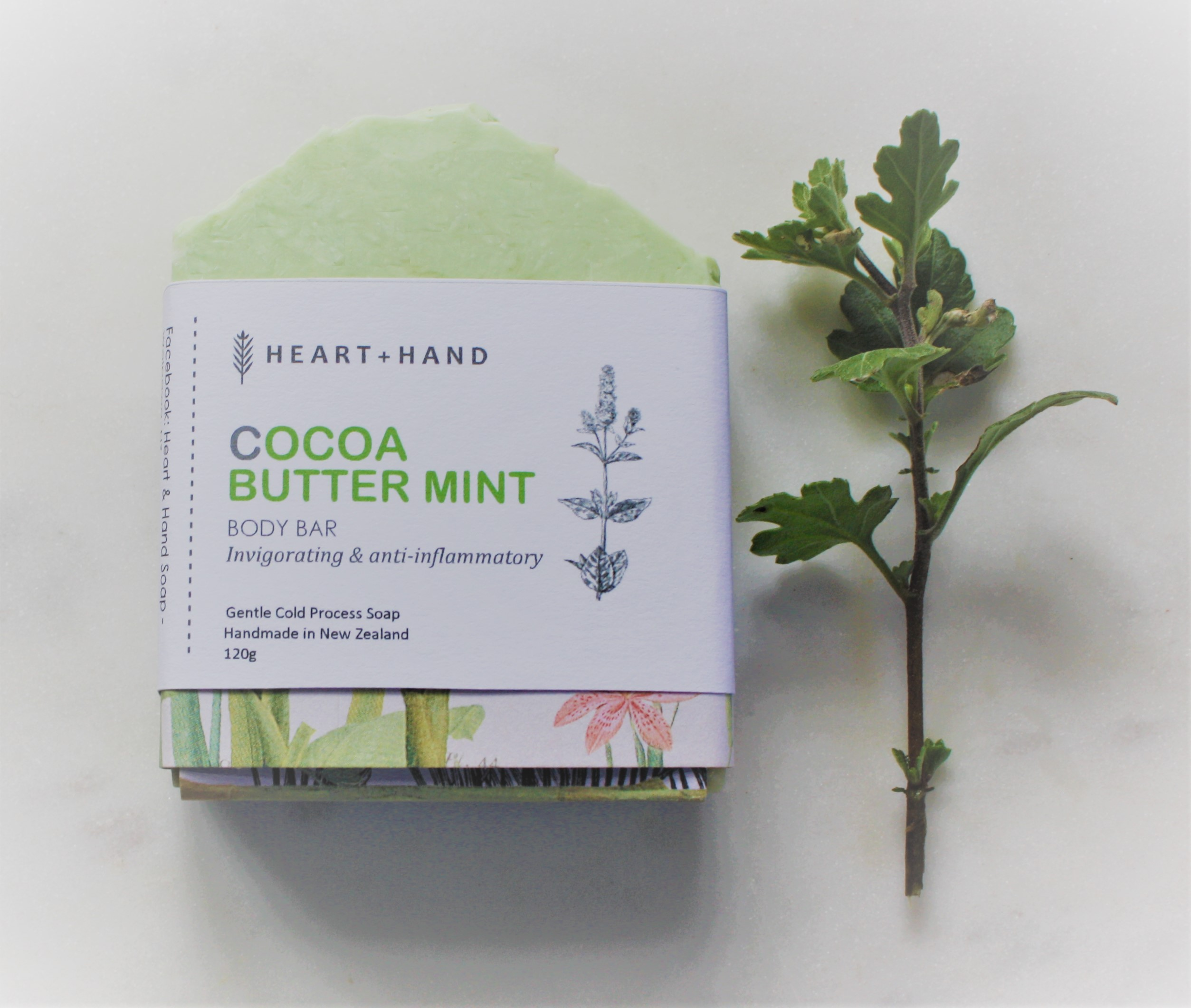 cocoa butter mint
