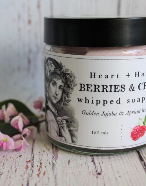Berries and cream 125ml