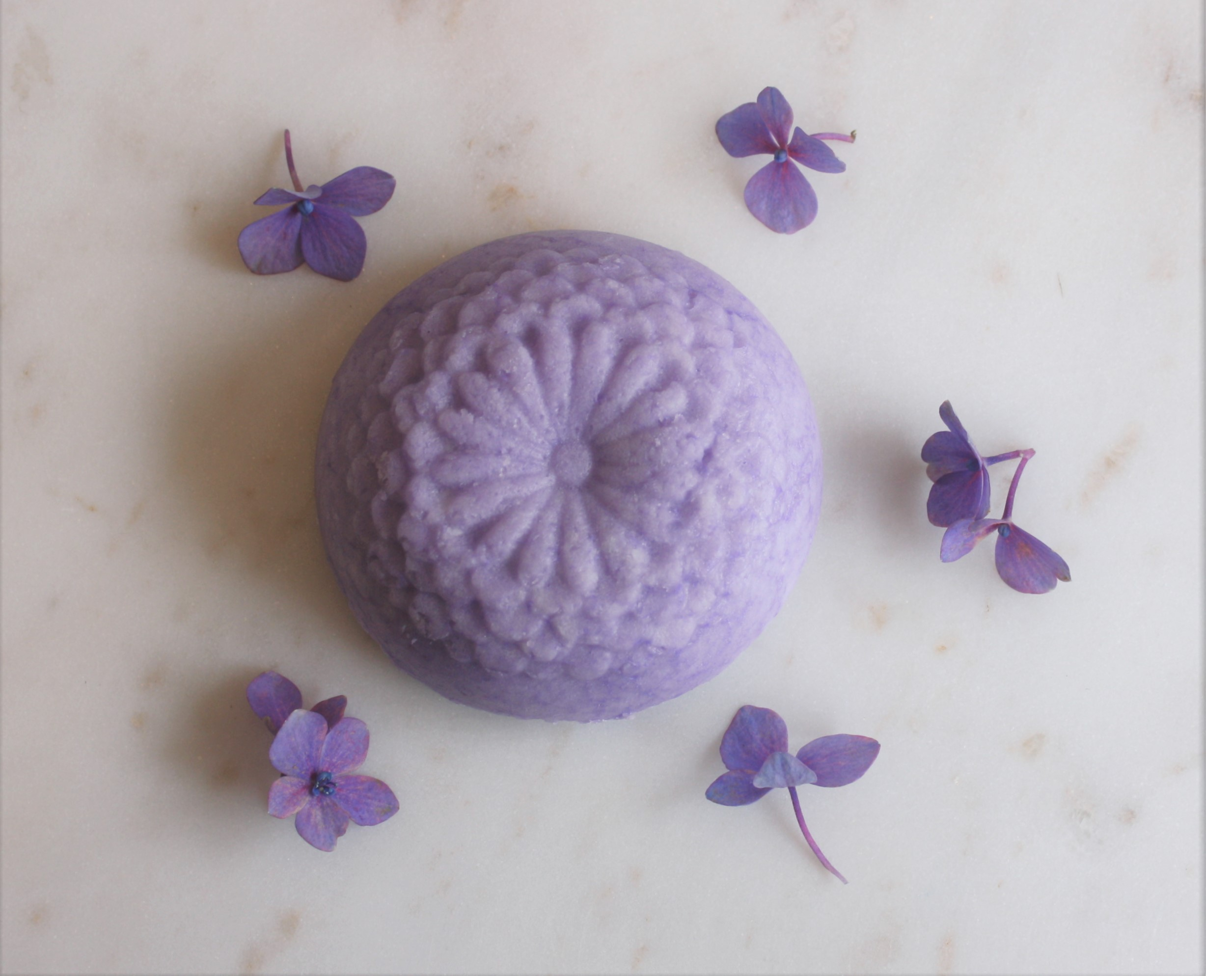Shampoo bar - chrysanthemum