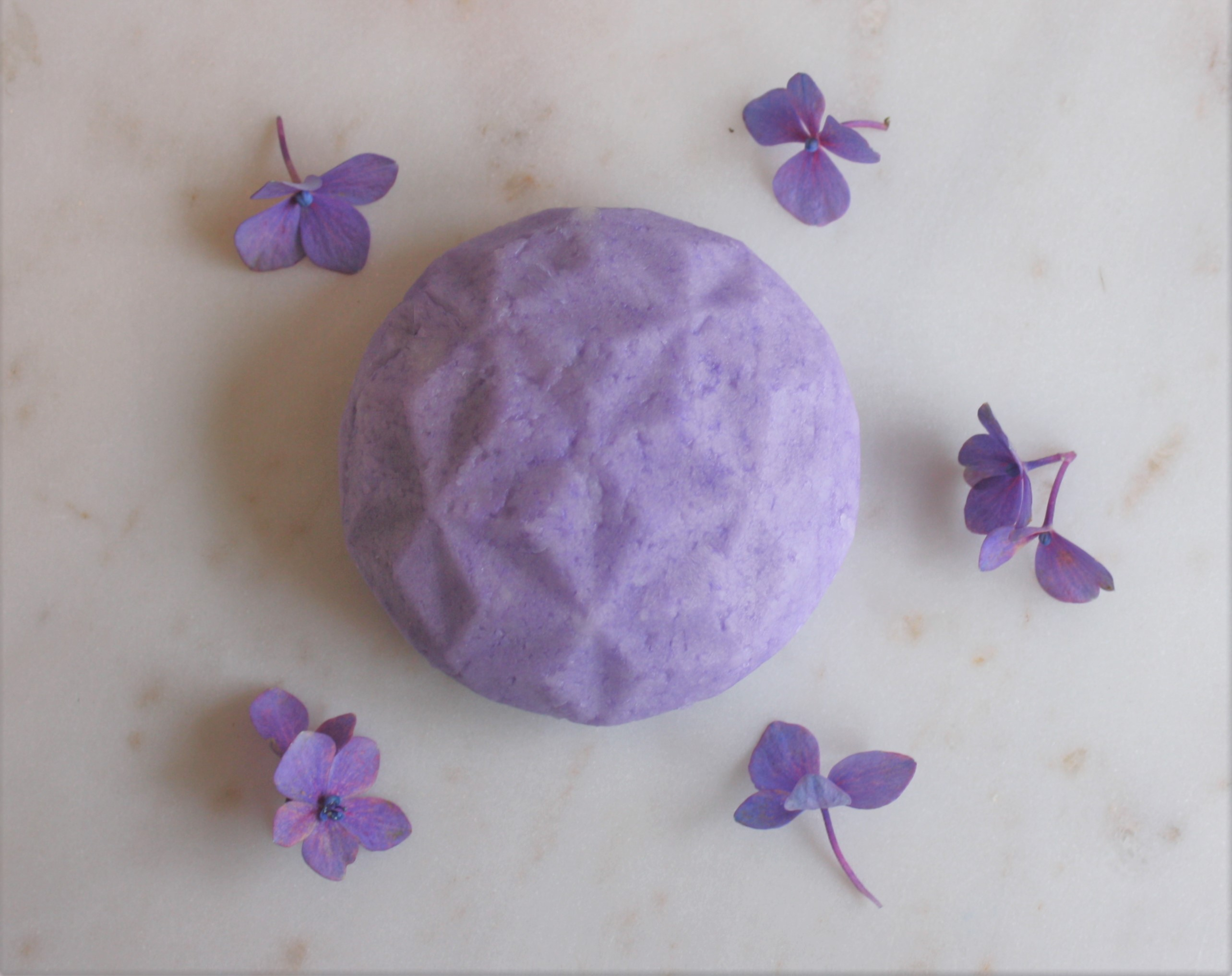 geo dome shampoo bar