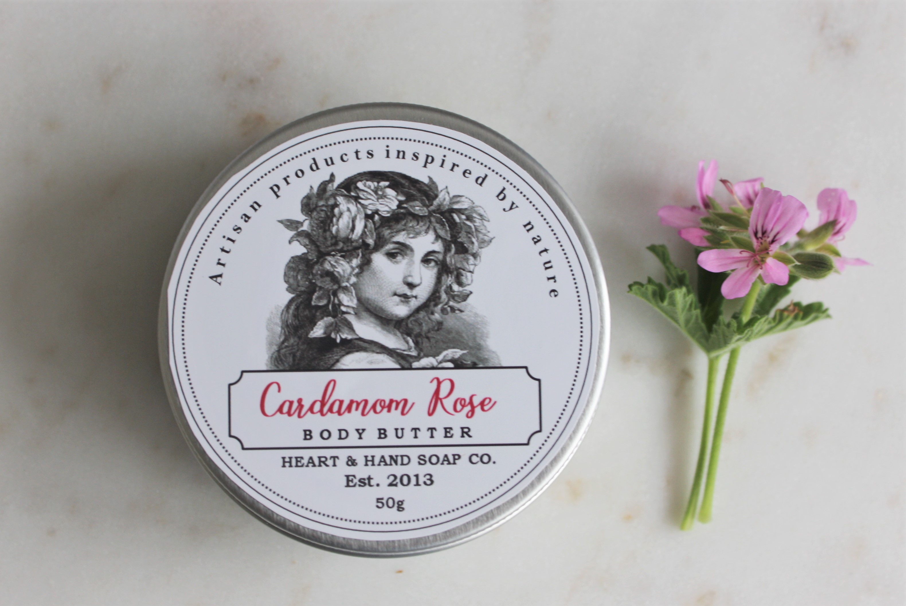 best in the tin cardamom rose