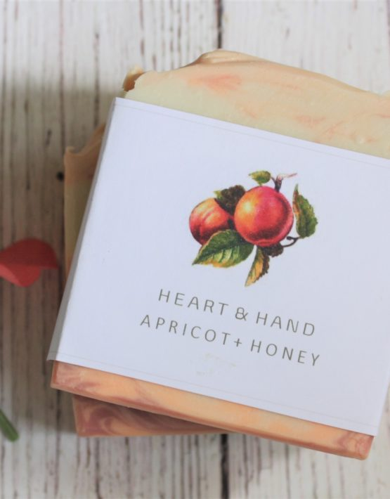 APRICOT AND HONEY 1