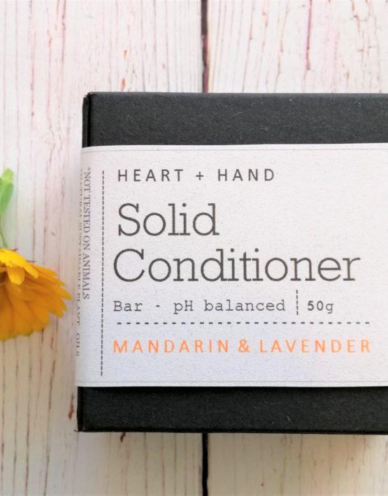 Mandarin & Lavender cpnditioner 2