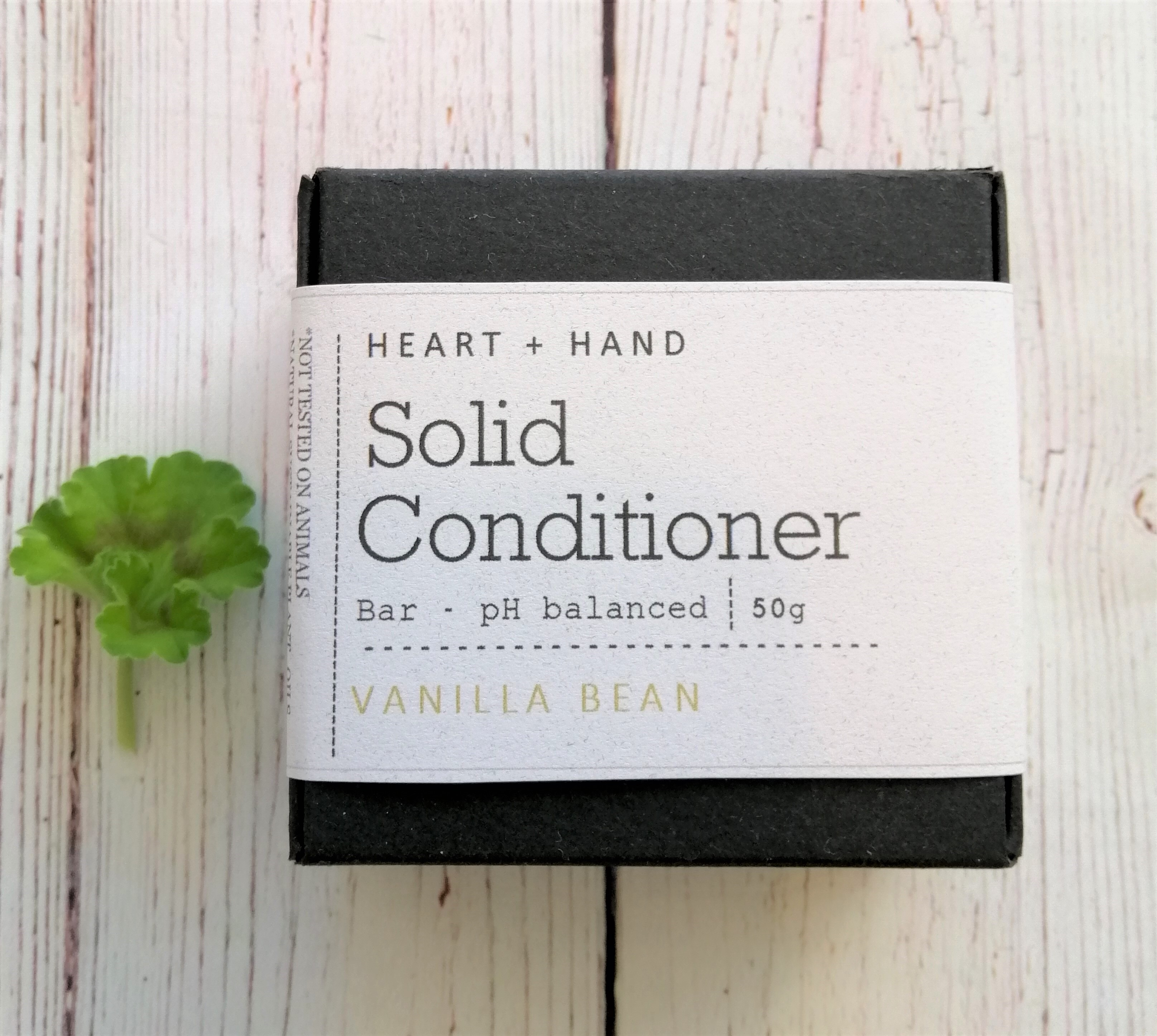 Vanilla bean conditioner 2
