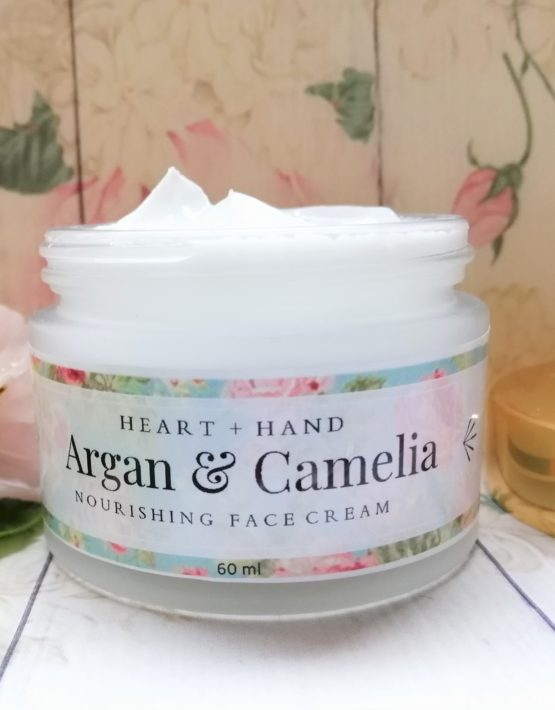 argan and camelia cream